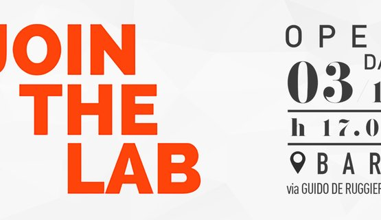 Join the Lab! - Open Day